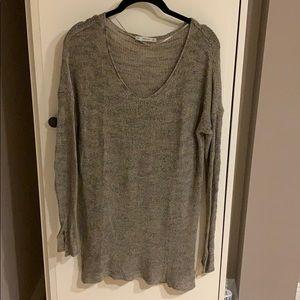 Zara Knit Sweater Sz Sm